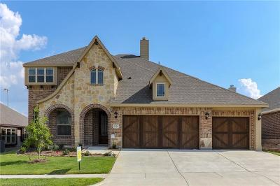 Wylie Single Family Home For Sale: 3414 Endicott Court