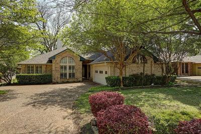 Richardson Single Family Home Active Option Contract: 1710 Woodoak Drive