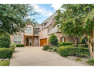 Allen Single Family Home For Sale: 1505 Willingham Drive