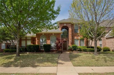 Allen Single Family Home For Sale: 805 Paris Court