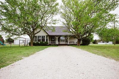 Royse City Single Family Home For Sale: 4925 County Road 2658