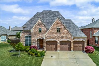 McKinney Single Family Home Active Option Contract: 7912 Rocky Mountain Lane