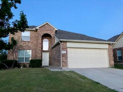 Celina Single Family Home For Sale: 2902 Morgan Drive