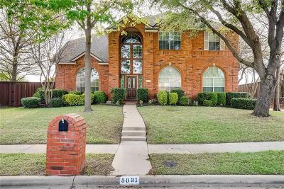 Richardson Single Family Home For Sale: 3031 Hillingdon Drive