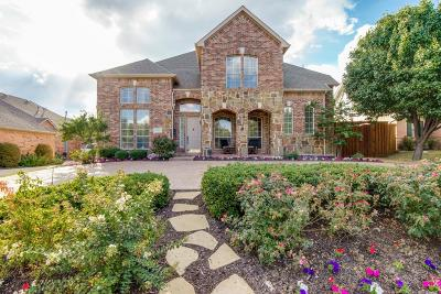 Lewisville Single Family Home For Sale: 1112 Holy Grail Drive