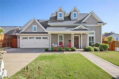 McKinney Single Family Home For Sale: 401 Howell Street