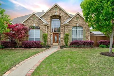 Carrollton Single Family Home For Sale: 1035 Creek Bend