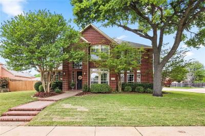 Flower Mound Single Family Home Active Option Contract: 1813 Haversham Drive