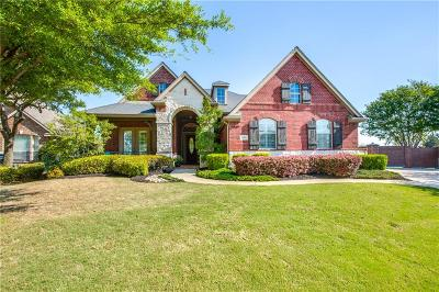 Flower Mound Single Family Home Active Option Contract: 4100 Beacon Street