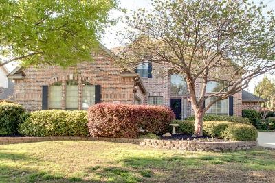 Flower Mound Single Family Home For Sale: 4005 Fairfax Court