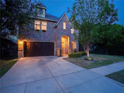Euless Single Family Home For Sale: 1610 Lake Eden Drive