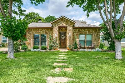 Fort Worth Single Family Home Active Option Contract: 2936 S Hills Avenue