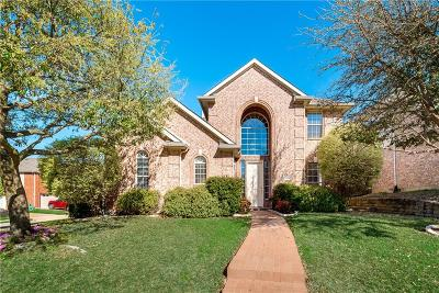 Rockwall Single Family Home For Sale: 2530 Shorecrest Drive