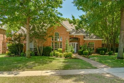 Coppell Single Family Home For Sale: 305 Dogwood Trail