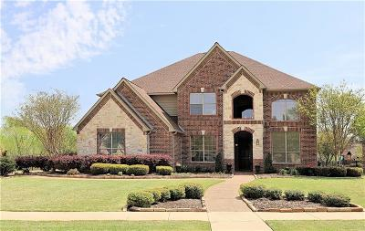 Flower Mound Single Family Home For Sale: 5108 Mystic Hollow Court