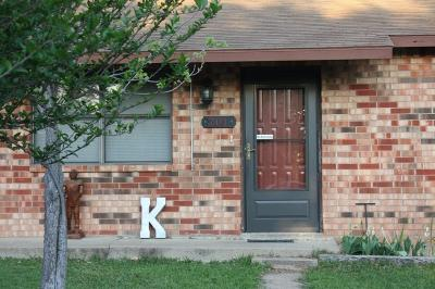 Comanche County Single Family Home For Sale: 201 Cottonwood Street