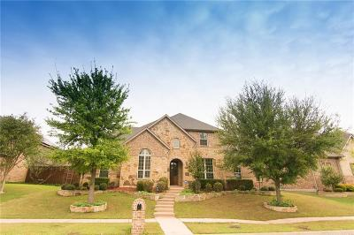 Garland Single Family Home Active Option Contract: 1110 Howard Lane