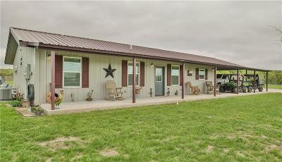 Stephenville Single Family Home Active Option Contract: 2580 Horsemans Drive