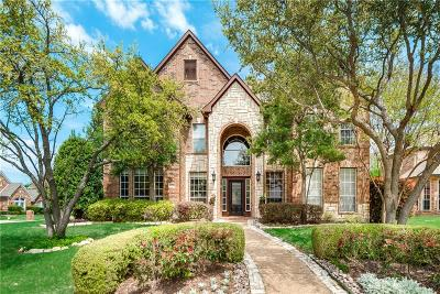 McKinney Single Family Home For Sale: 8024 Strathmore Drive