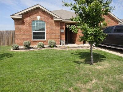 Royse City Single Family Home Active Option Contract: 3108 Spruce Street