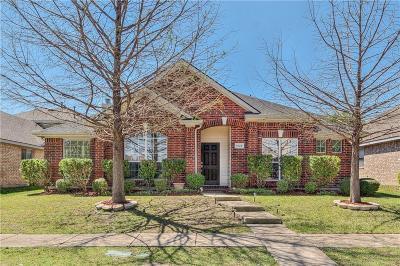 Allen Single Family Home For Sale: 1528 Streams Way
