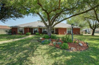 Cleburne Single Family Home For Sale: 1611 Tennyson Lane