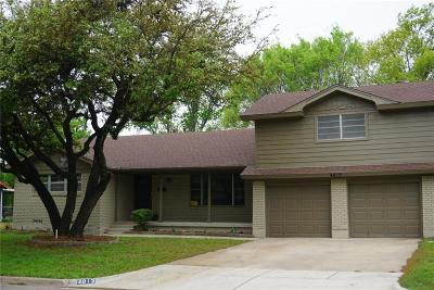 North Richland Hills Single Family Home For Sale: 4813 Eldorado Drive