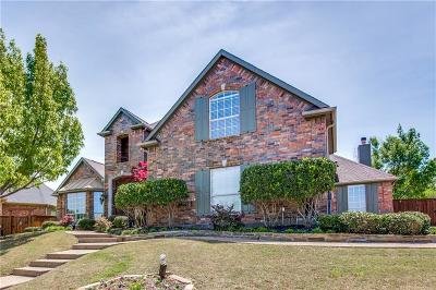Highland Village Single Family Home Active Option Contract: 3040 Lakeside Drive