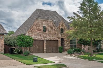 McKinney Single Family Home For Sale: 7520 Powder Horn Lane