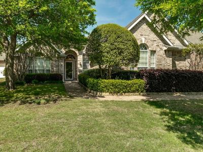 Southlake Single Family Home For Sale: 706 Ashleigh Lane