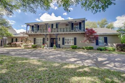 Dallas Single Family Home For Sale: 6224 Emeraldwood