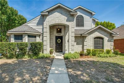 Frisco Single Family Home For Sale: 7992 Maiden Lane