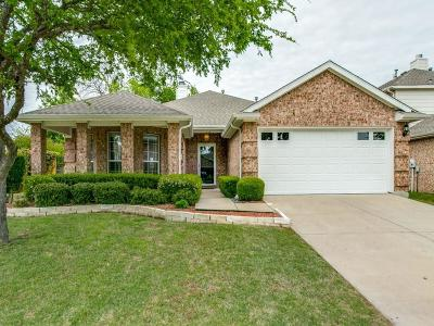Frisco Single Family Home Active Option Contract: 15596 Western Trail
