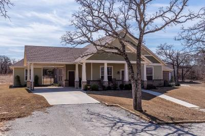 Weatherford Single Family Home Active Option Contract: 611 Scott Road