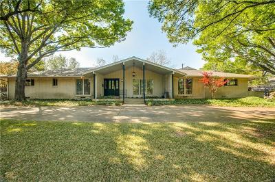 Single Family Home For Sale: 4330 Hallmark Drive