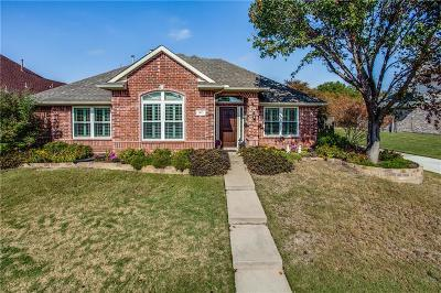 Lewisville Single Family Home For Sale: 865 Summit Pointe