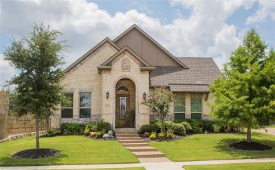 Prosper Single Family Home For Sale: 1310 Circle J Trail