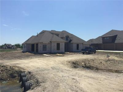 Haslet Single Family Home For Sale: 13008 Chisholm Ranch Drive