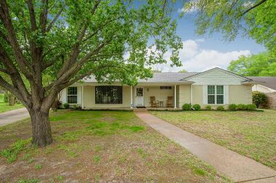 Corsicana Single Family Home For Sale: 1212 Lexington Square