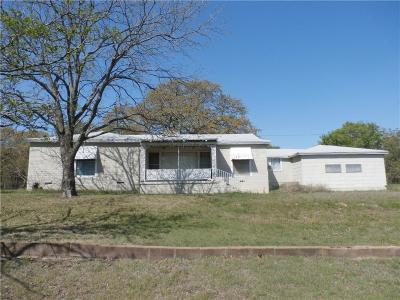 Azle Single Family Home For Sale: 536 Southeast Parkway