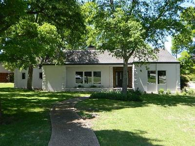 Single Family Home For Sale: 11447 Chicot Drive