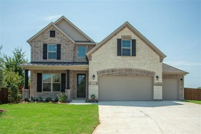 Prosper Single Family Home For Sale: 831 Nightwind Court