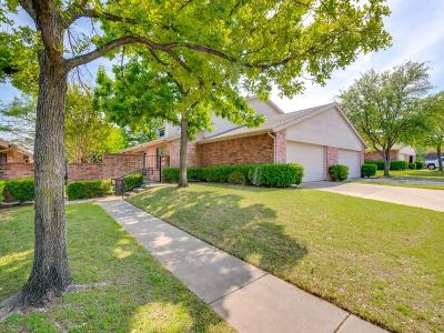 Benbrook Townhouse Active Option Contract: 1112 Forest Creek Street