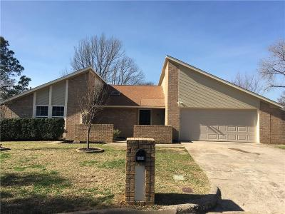 Mansfield Residential Lease For Lease: 1309 Bergen Court