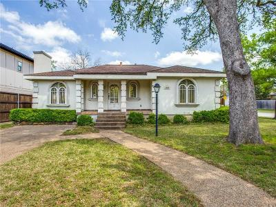 Single Family Home For Sale: 3895 Cortez Drive