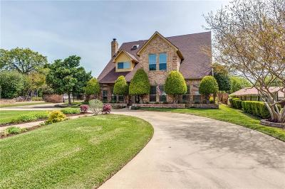 Colleyville Single Family Home For Sale: 3501 Chapelwood Court