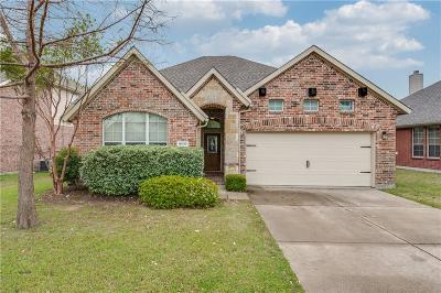 McKinney Single Family Home Active Option Contract: 10313 Colfax Drive