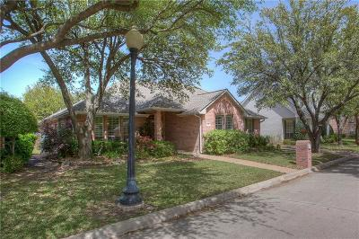Fort Worth Single Family Home Active Option Contract: 2868 Oakbriar Trail
