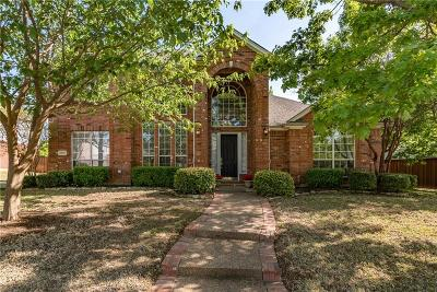 Grapevine Single Family Home Active Option Contract: 3309 Lexington Avenue
