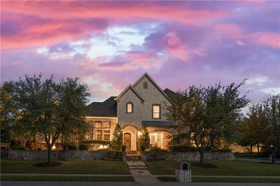 McKinney Single Family Home For Sale: 7709 Harbor Town Drive